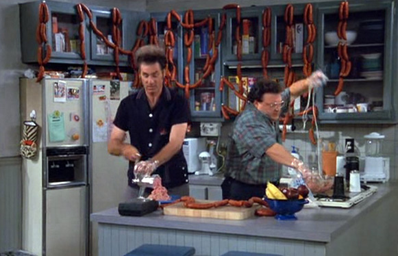 Seinfeld Cat Oven Mitt Seinfeld Memorabilia Prop For Sale