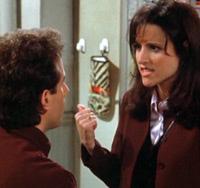 Seinfeld Gifts - Oven Mitt