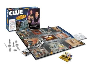 Seinfeld Gifts - Board Game