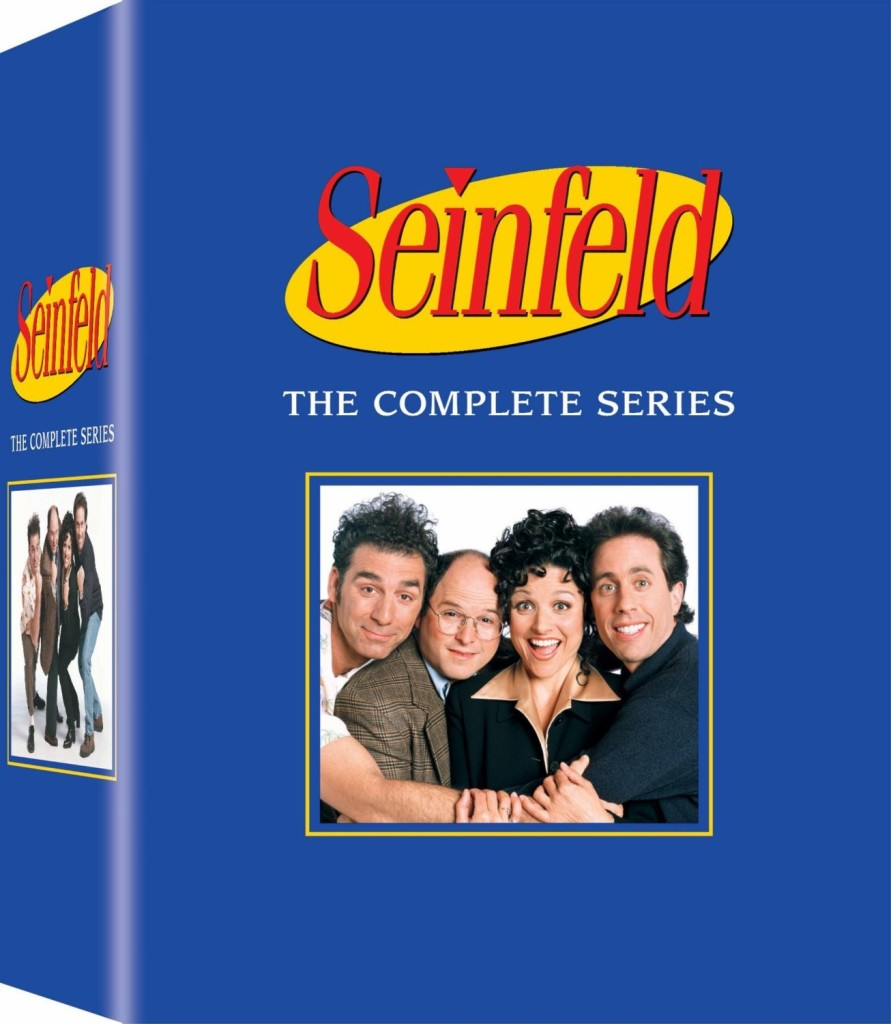 Seinfeld Gifts - DVD Series