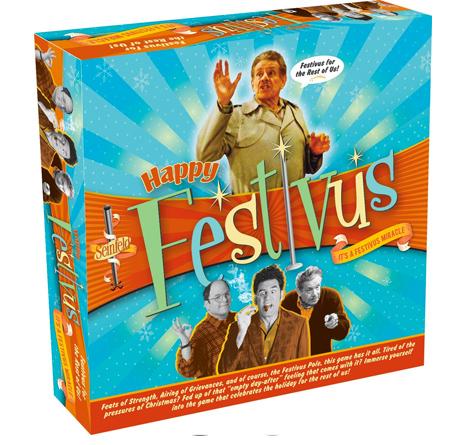 Seinfeld Gifts - Festivus