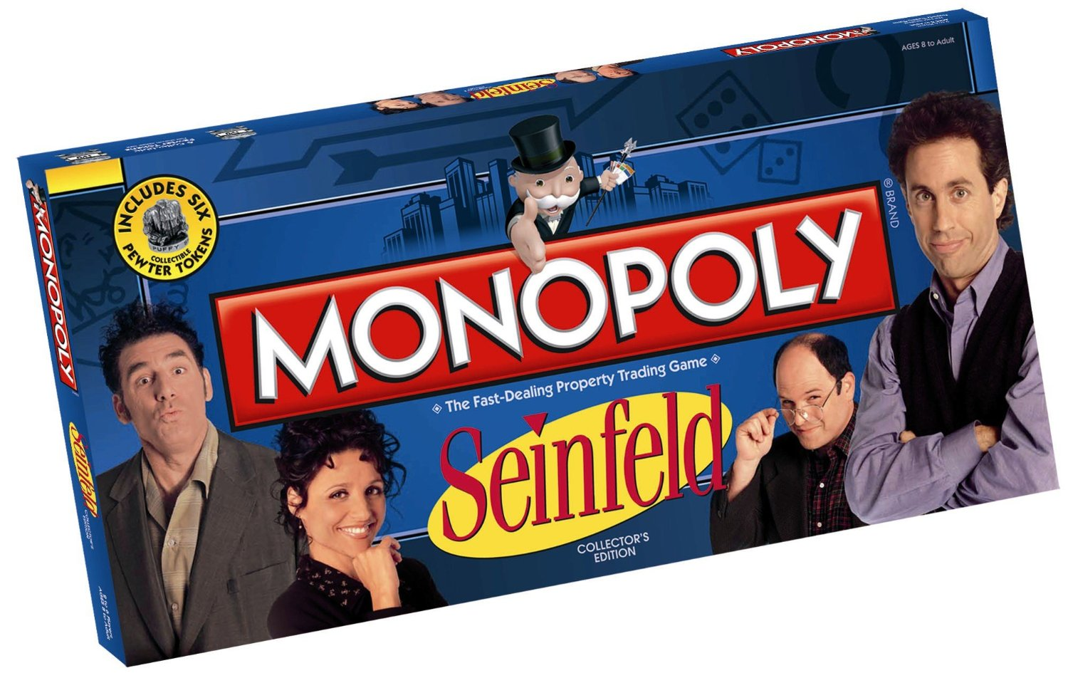 Seinfeld Gifts - Monopoly