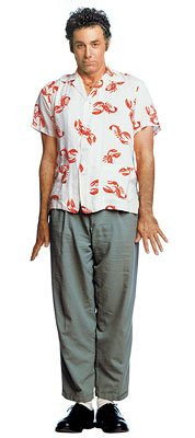 Home / Products / Kramer Lobster Shirt – Seinfeld Costumes and ...