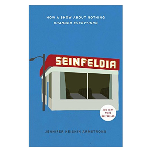 Seinfeld Gifts - Seinfeld Seinfeldia Book
