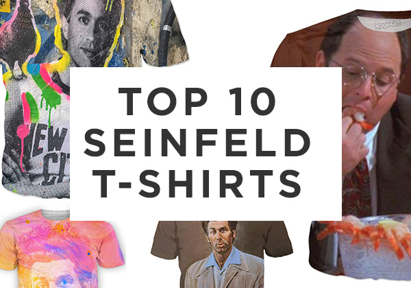 The Best Seinfeld T-Shirts